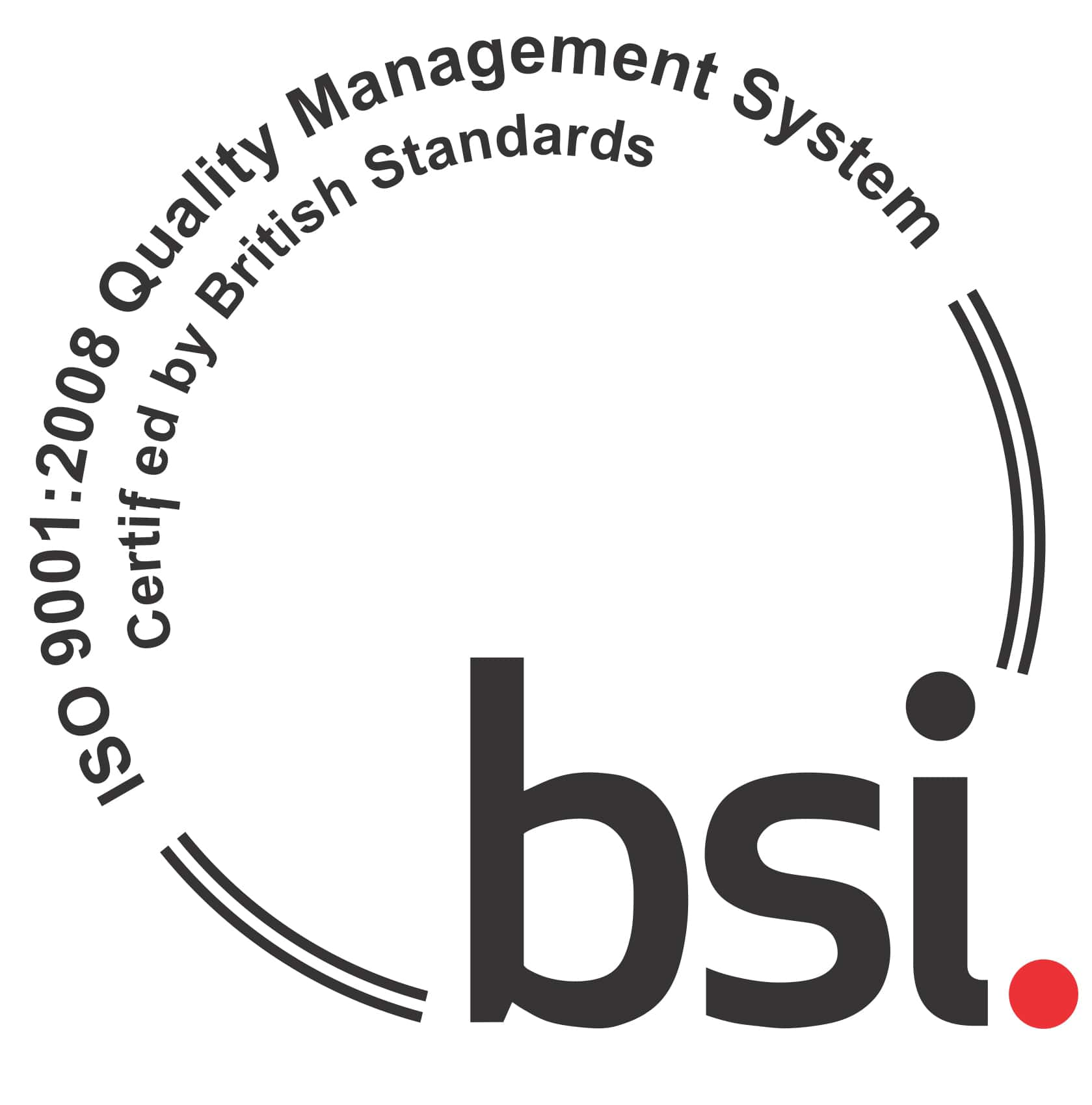 Accreditation Quality Management ISO - British Standard Institute